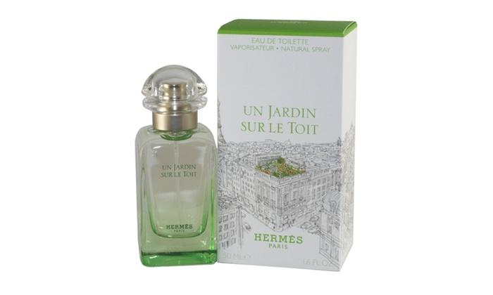 Un jardin sur le toit edt spr 1 6 oz 50 ml for women for Parfum un jardin sur le toit