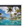Electric Remote Control Projection Screen