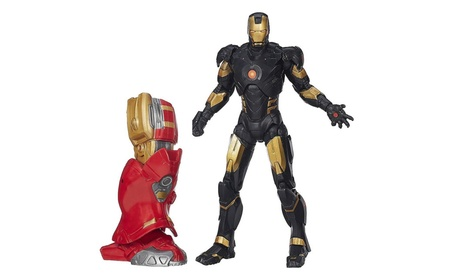 Marvel Legends Infinite Series: Iron Man Action Figure Avengers Hasbro 241d7df6-b9d1-4f48-9f60-85c3cbf4851f