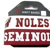 Florida State SemiNoles Rubber Wrist Band (Set of 2) NCAA