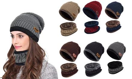 Gray Winter Hats for Women XGao Women s Winter Hats Womens Winter Hats Autumn and Womens Patch Knit Hat Plus Fluffy Wool