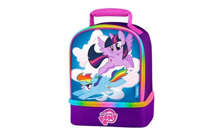 Thermos Dual Compartment Lunch Kit (My Little Pony) b4d92571-ad86-45af-a30e-06888c041f8b