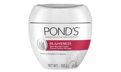 POND'S Rejuveness Anti Wrinkle Cream Firm Skin Visible Reduce Lines Renew 1.75oz