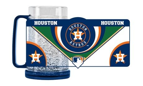 MLB 16-Oz. Crystal Freezer Mugs 6a50fdc3-da57-4427-99d2-c6d135f31de8