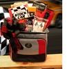 And The Race Is on - Nascar Lovers Gift Chest - Medium