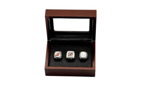 NHL 1995 2000 And 2003 New Jersey Devils Championship Rings a44bbdde-251b-44b0-9fd4-a08bdb6bd526