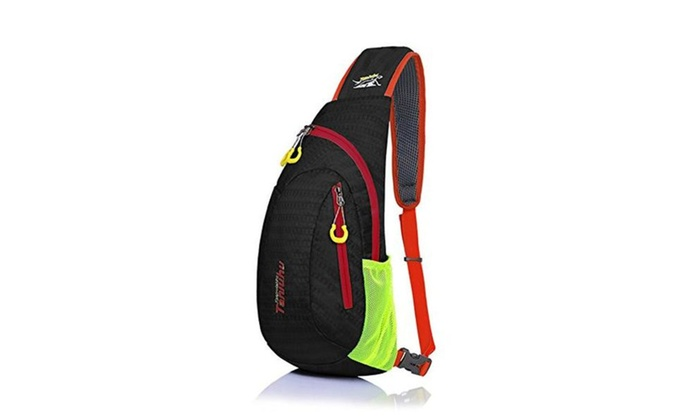 Casual  Adjustable Shoulder Strap for Cycling Hiking Travel Backpack