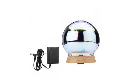 Essential Oil Aroma Diffuser Ultrasonic Humidifier Aromatherapy 3D LED ea2dd720-f94e-4b31-b5ef-3540e3ae49c4