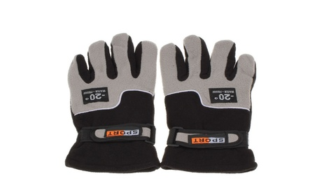 Thermal Motorcycle Ski Snow Snowboard Gloves 55933f79-412f-4637-96df-709bb5596b11
