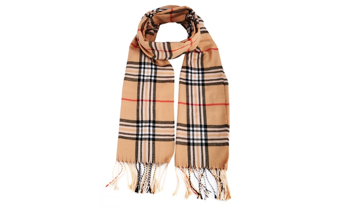 groupon burberry scarf