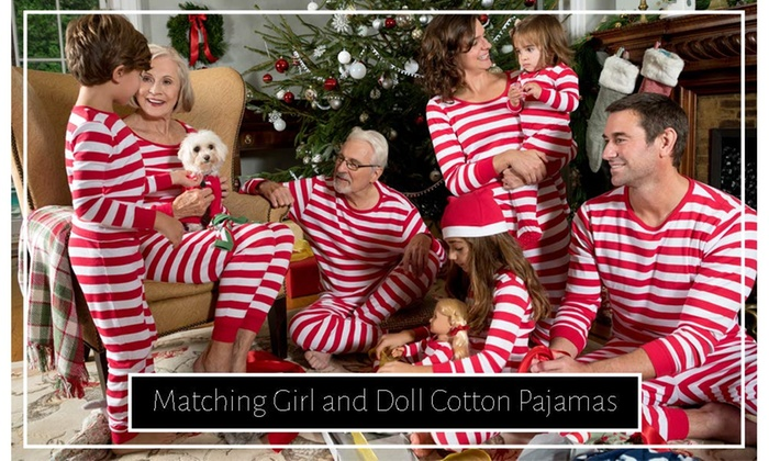 Kids Christmas Pajamas.Up To 50 Off On Leveret Kids Christmas Pajama Groupon