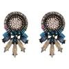 Rhinestone Sweet Stud Crystal Earrings for Women