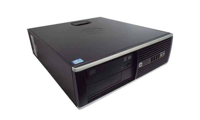 HP Compaq 8300 Elite Desktop Intel i7-3770-3 4 Ghz (Refurbished)