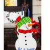 Winter/Holiday Felt Door Decor