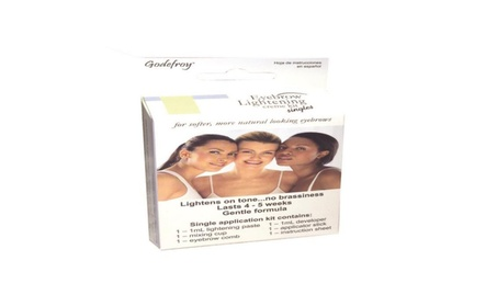 Godefroy 403 Eyebrow Color Lightening Creme Single Use Application b2fcb0f3-c396-4fc6-ac42-027293829ab4