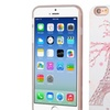 Clear White Hybrid Rugged Rubber Hard Soft Case Cover For iPhone 6 and 6s