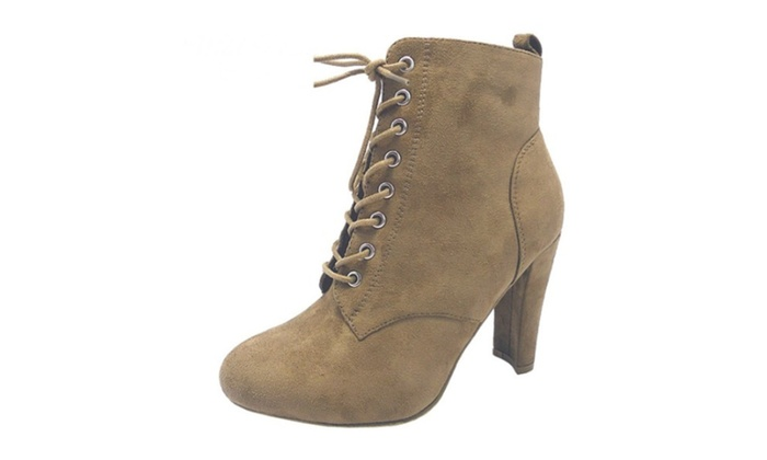 Amaya Ankle Height Boots