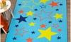 Superior All-Star Non-Slip Hydrophobic Anti-Static washable Area Rug