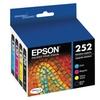 Epson T252120-BCS Full set Color Ink Cartridges Standard Capacit