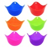 Silicone Egg Poachers (6-Pack)