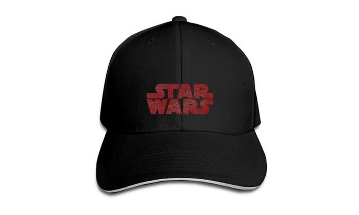 Star-Wars-Classic Baseball Cap Hats Black