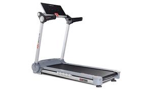 2.05HP Portable Folding Electric Treadmill Run Fitness Machine Home