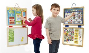 Melissa & Doug Daily or Monthly Magnetic Calendars for Children