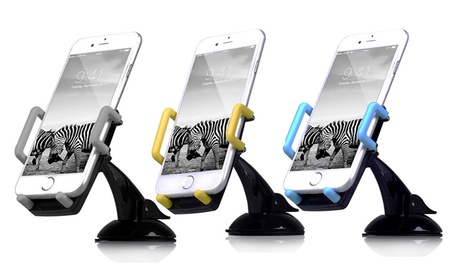 Car Sucker Phone Bracket Universal Phone Stand 360 Rotated Holder d04acb55-0c6d-4cc5-b6bc-521f4ca93920