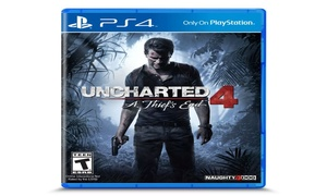 Last of us , Uncharted 4 , Bloodborne,Ratchet & clank or LBP 3 for PlayStation 4