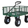 Ollieroo Towable Wagon Garden Cart Utility Heavy Duty