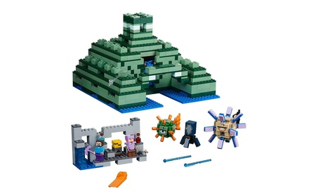 LEGO® Minecraft The Ocean Monument 21136 15c93ef1-019b-4293-af1b-1440da6c4a13
