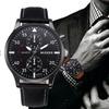 Retro Design Men's Watch