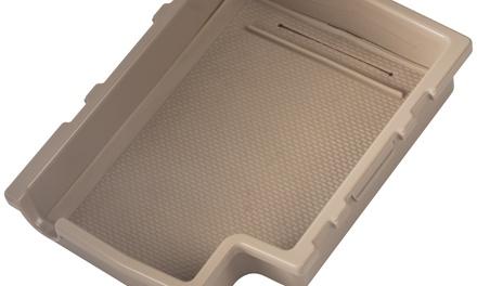 OxGord Center Console Organizer Compartment Tray for Select Subaru Models