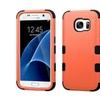 Insten Tuff Hard Hybrid Case For Samsung Galaxy S7 Orange/black