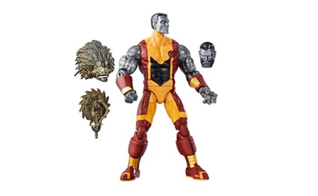 "Marvel Legends X-Men BAF Warlock Series - Colossus 6"" Action Figure e14a3dd5-d620-41a2-8cec-98ea163f370a"