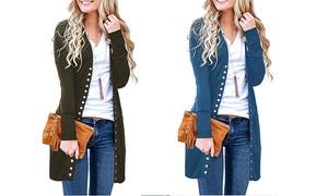 305f093ce Women's Outerwear - Deals & Discounts | Groupon