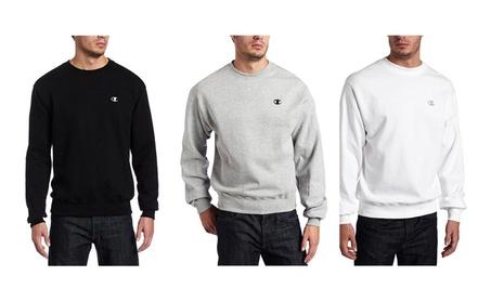 Champion Men's Pullover Eco Fleece Sweatshirt fb860592-03dd-48fe-b5a2-bc632738a709