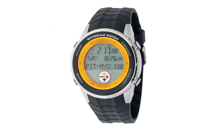 Pittsburgh Steelers Watch - Schedule