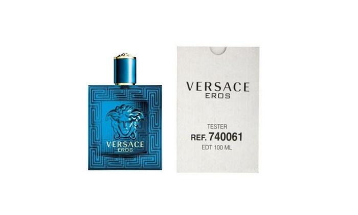 Versace Eros Eau De Toilette Spray 3.4 oz for men Brand New Unbox ... a202f800b906d