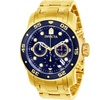Invicta Pro Diver Men's 48mm Chronograph Gold Stainless Steel Watch