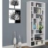"""Bookcase - 72""""H / White"""