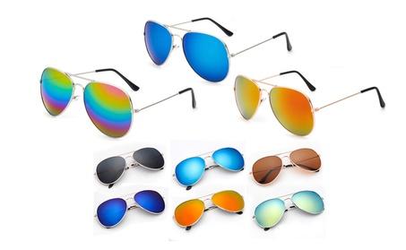 Women Men Driving Mirror Retro Fashion Aviator Polarized Sunglasses 2be26481-a173-4c41-aaa6-0ff2c19ee0aa