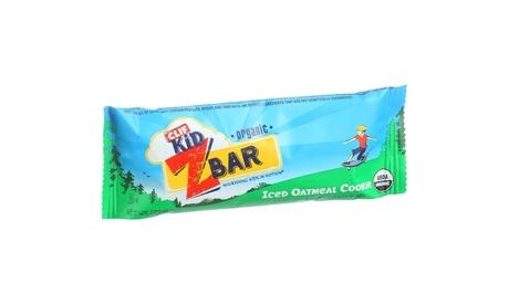 Clif Kid Z Bars Iced Oatmeal Cookies ( 18 - 1.27 oz bars )