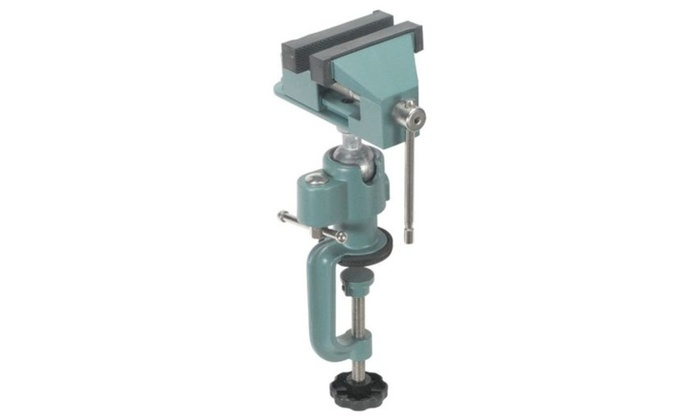 3 Vise Universal Table Bench Clamp