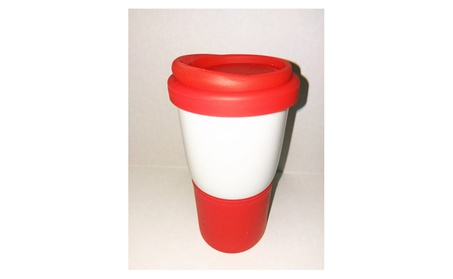 Red Porcelain Travel Mug f0698b7c-7056-4853-818e-ec5111feedad