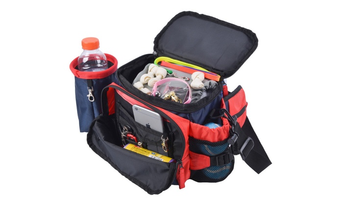 Dog Travel Bag Day Away Tote For Small To Medium Dogs