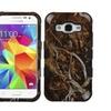 Insten Tuff Vines Hard Silicone Case For Galaxy Core Prime Yellow