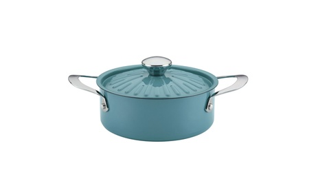 Rachael Ray Cucina 2-1/2-Qt Covered Round Casserole 3d41661f-8072-4996-ace3-e57324e11743