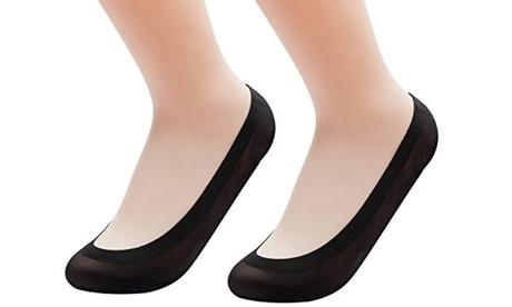 New Comfortable Women's No Show Arch Support Sponge Cushion Liner Socks-2 Pairs e077d8c5-89d3-4482-90c7-7316e3709f91