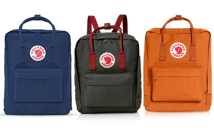 1b1578eeae8a Up To 69% Off on Fjallraven Kanken Classic Bac... | Groupon Goods